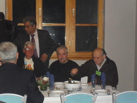 VIVE 2011-Vacsora és Mulatás