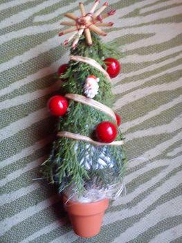 Karácsonyfa...