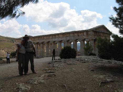 A görög templom