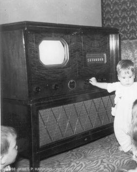 az első TV