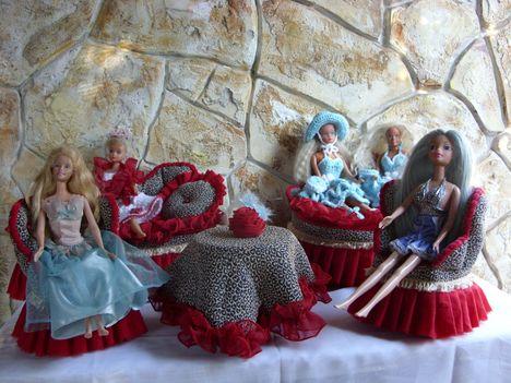 Barbie bútor