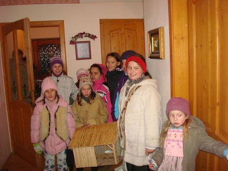 Bethlehemezés Kisbodakon, 2011. december 18.-án