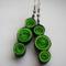 zöld fülcsi