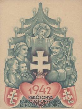 Hun-Magyar Karácsonyt minden  Magyar testvéreimnek! 1