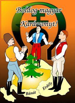 Hun-Magyar Karácsonyt minden  Magyar testvéreimnek! 4