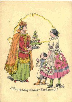 Hun-Magyar Karácsonyt minden  Magyar testvéreimnek! 8