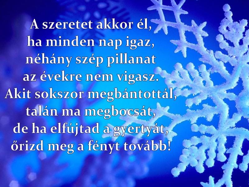 szeretet karácsony idézetek Látásjavítás: Karácsonyi idézet (kép)
