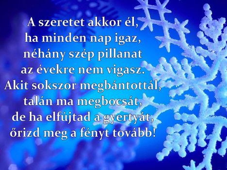 Karácsonyi idézet