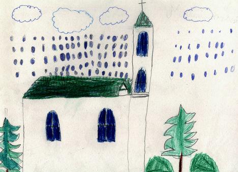 A templom - Megyeri Norbert 3.o.