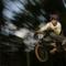BMX dirt - erdei jump