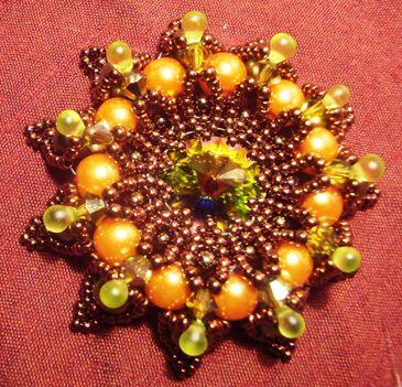 bronz-zöld-sárga Granada