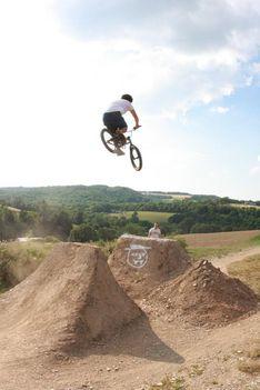 Dirt fly