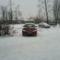 Igy kell parkolni a 18ker. Szent Lőrinc Sétányon :-((( 12
