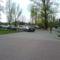 Igy kell parkolni a 18ker. Szent Lőrinc Sétányon :-((( 6