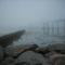 Kessock Bridge - ködben :)