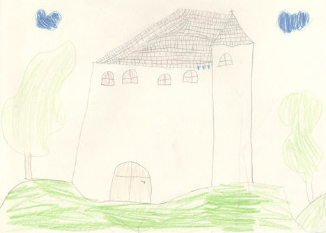 Templomunk - Csibi Kimberli 1.o.