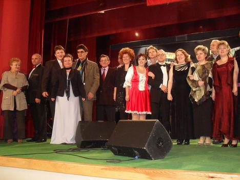 VIVE Magyarnóta és Csárdásfesztivál 2011 December 9 Torontálvásárhelyen-Vajdaságban