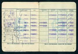 első OTP betétkönyv