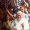 Boldog II.János Pál pápa a fiatalokkal