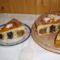 Karácsonyi vaníliás bejgli torta 5