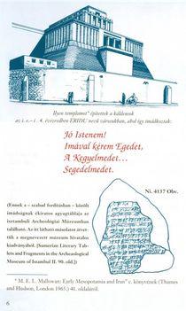 Eridu településen a káldusok temploma-991
