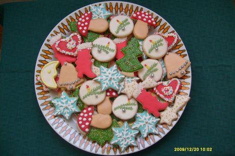 Karácsonyi kekszek 3