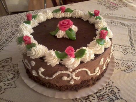 Rézi mamai tortája