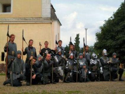 fekete sereg lovagrend kaposvár