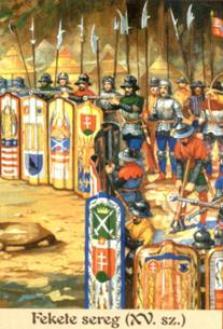 fekete sereg (XV. sz.)