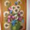gobelin 2 Virágcsendélet