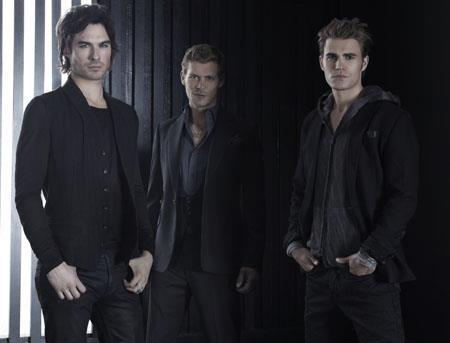 Damon, Klaus, Stefan