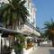 hotel palma előtti sétány