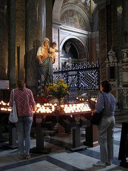 Santa Maria sopra Minerva belseje