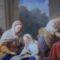 a gyermek Jézus Szűzanyával