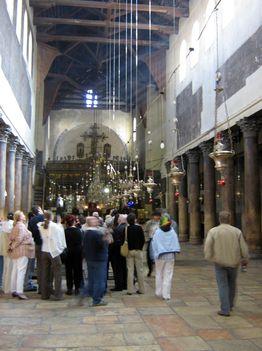 Betlehem a születés temploma