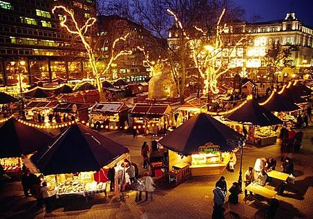 Budapesti karácsonyi fények