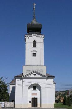 Écs_Szent István király templom