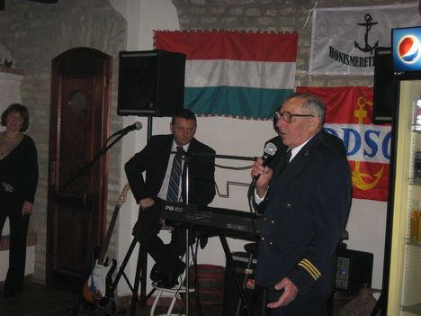 Hajós bál 2011.