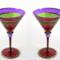 koktél, mixer, gin, likőr, gyümölcs, valentin nap,pezsgő, koktélos pohár, ital 1 belevaló koktélpoharak