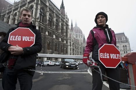 lmp aktivisták figyelmeztetése a kormánynak