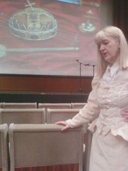 A Szent Korona ünnepén 2012. január 14