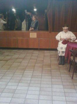 A Szent Korona ünnepén 2012. január 3