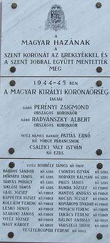 Koronaőrség tagjai1944-1945