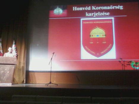 Szent Korona nap a Stefánia Palotában 2012.01 4