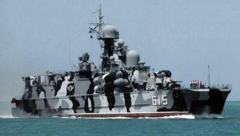 Az orosz Bora Tartusz partjainál