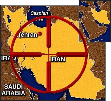 Célkeresztben Irán