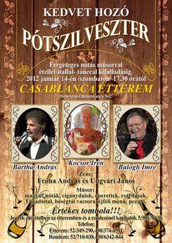 Pótszilveszter Debrecenben