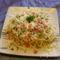 Sajtos zöldséges spagetti