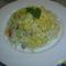 Sajtos,zöldséges spagetti