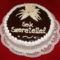 Tehéntúrós torta csokival